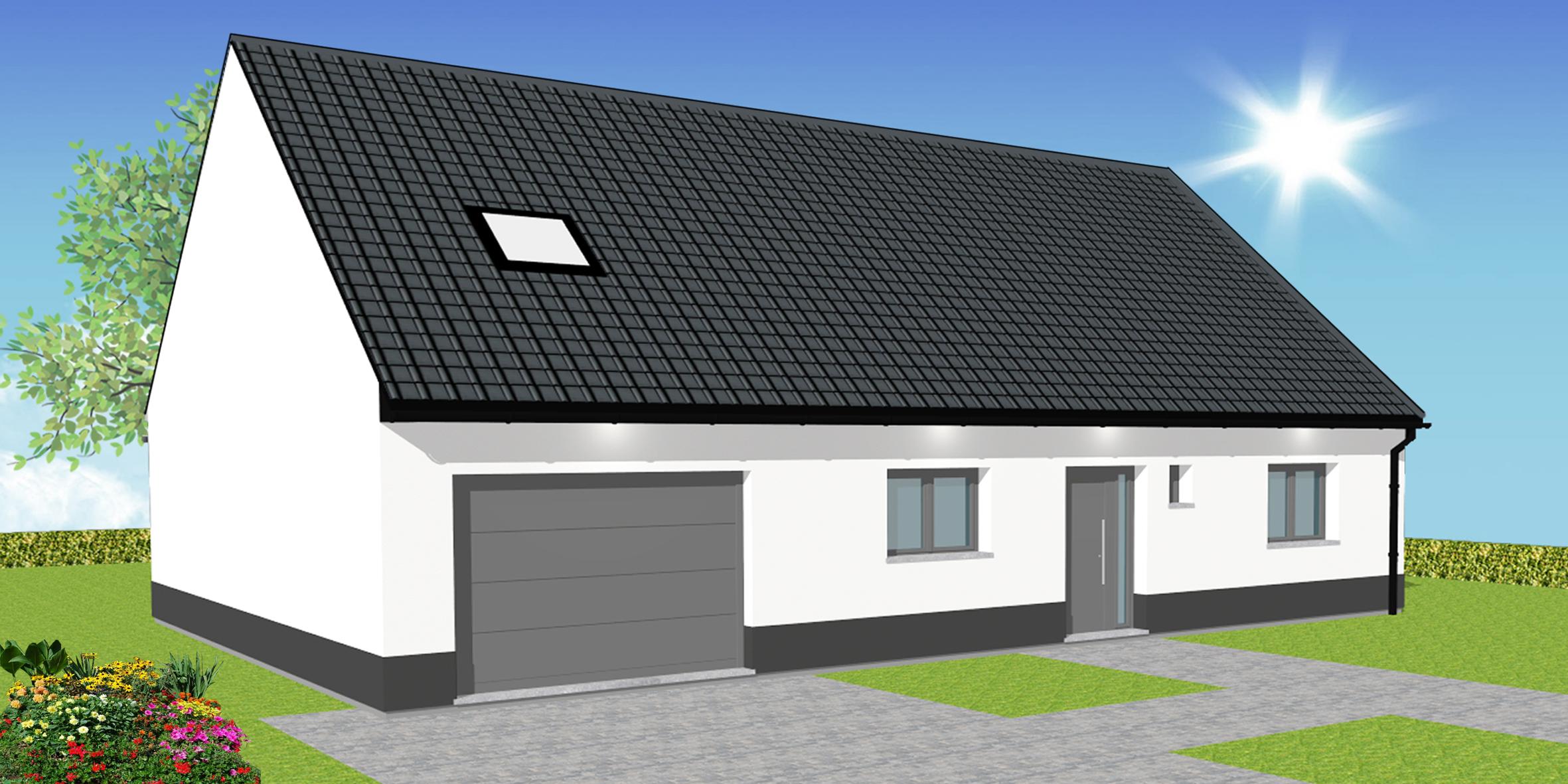 Maison Plain Pied 140m2 Maisons Ci